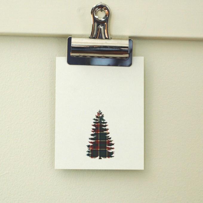 Urban Peasant Tree Card