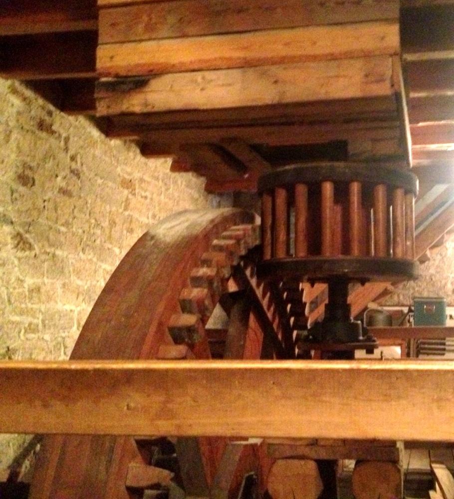 mill-wheels