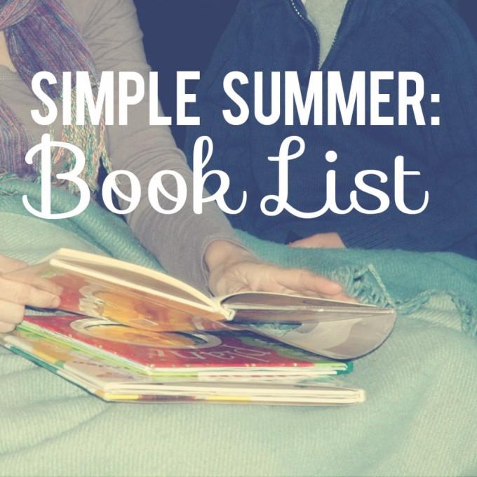 Simple-Summer-Booklist