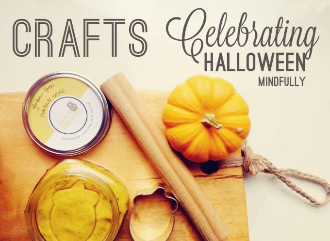 Halloween Crafts Banner