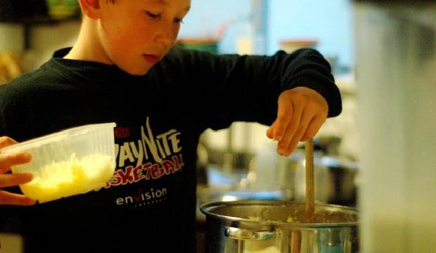 bran cooking