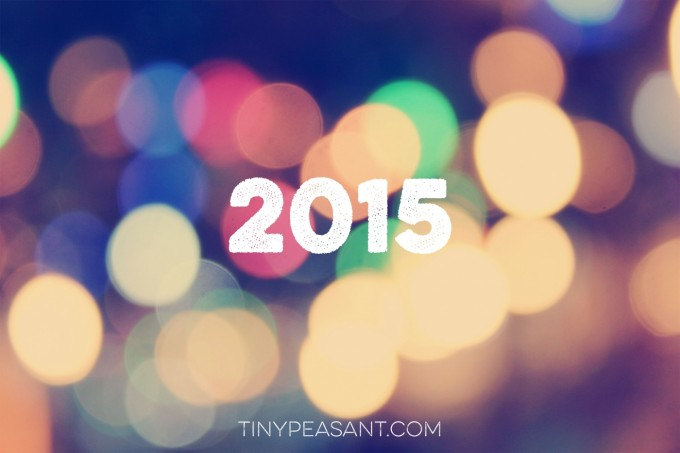 New Year's With Kids 2015