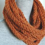 UP Neckwear L Marigold Wrapped