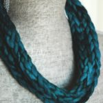 UP Neckwear S Bay Green Wrapped