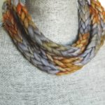 UP Neckwear S Broomcorn Wrapped