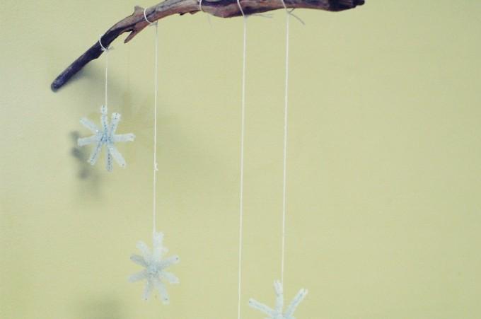 branch crystals