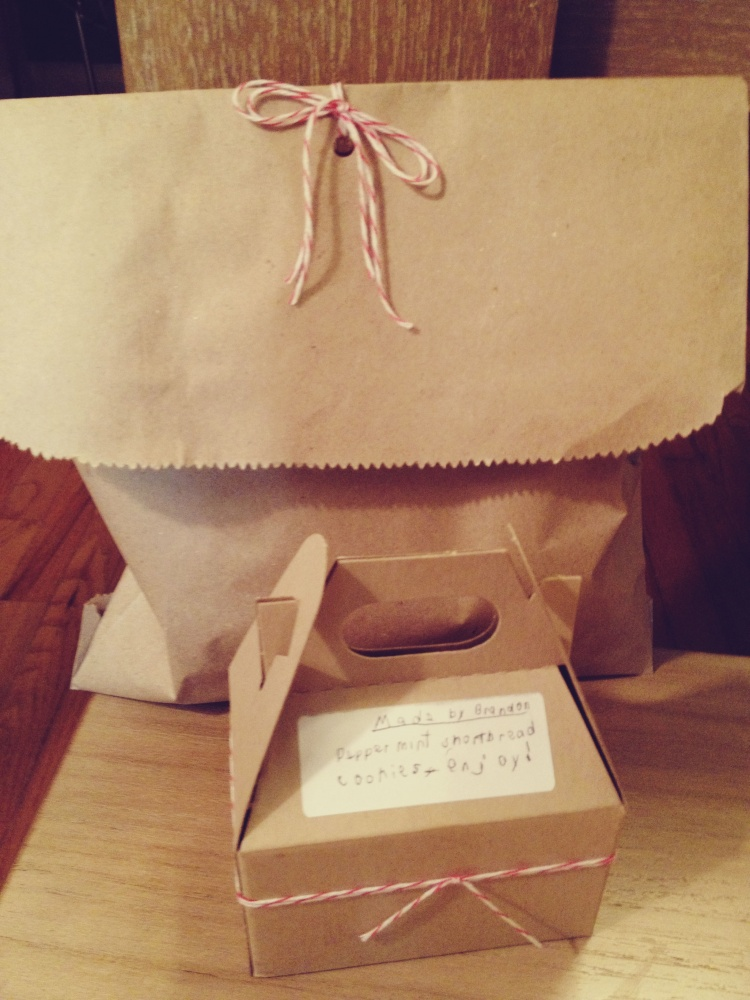 teacher gifts - cookies