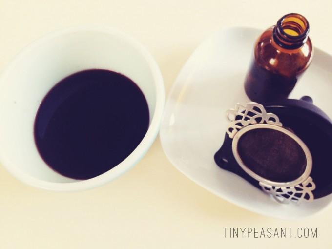 bottling elderberry syrup copy