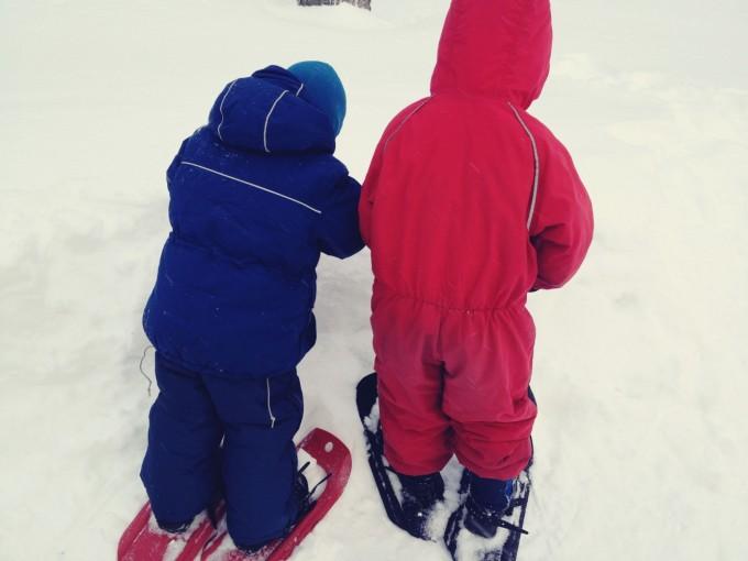 snowshoe bros