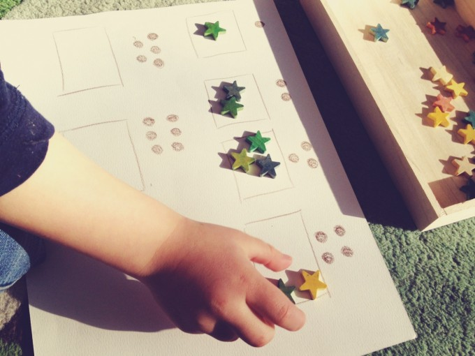 impromptu math activity