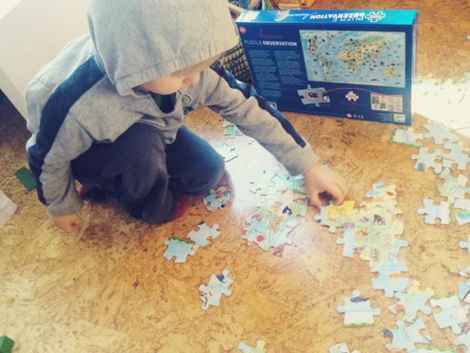 puzzle boy