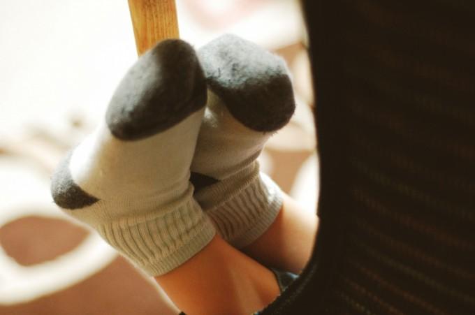 hammock chair toes