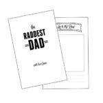 Raddest Dad Product