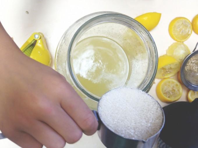 tp lemonade lemons sweeten