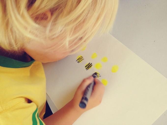 Milo Fingerprint Bees