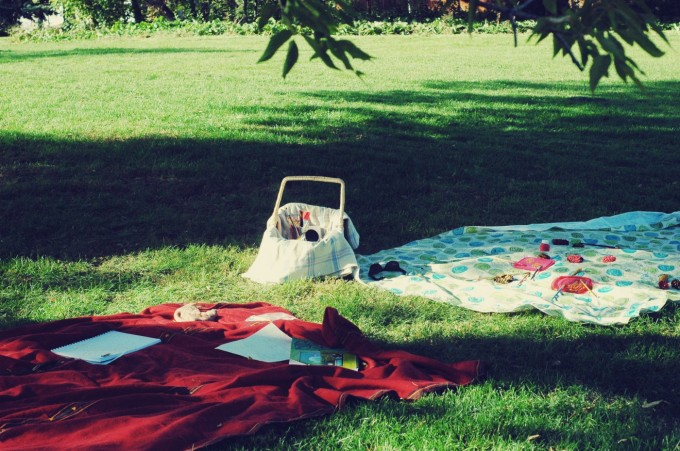 TP park art and picnic