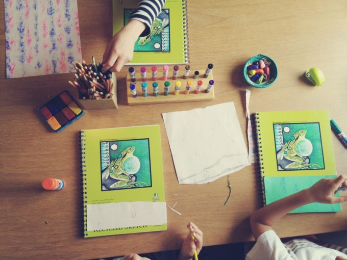 decorating drawing books