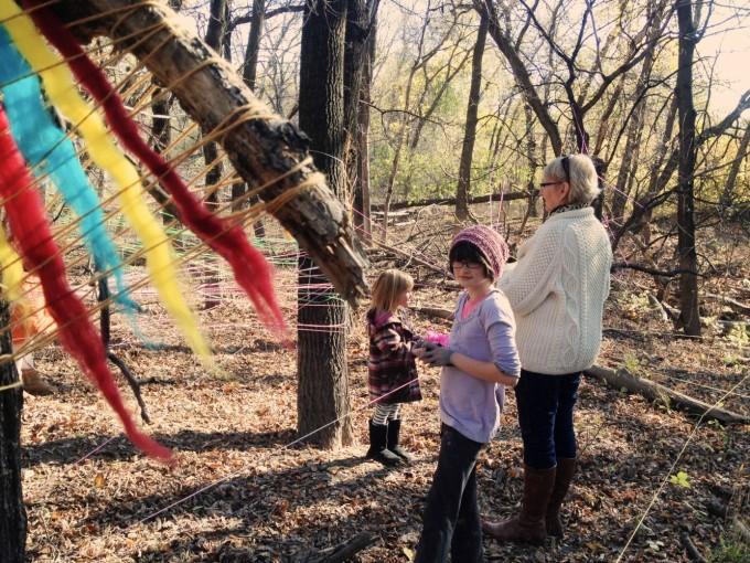 Forest Yarn Blast 3