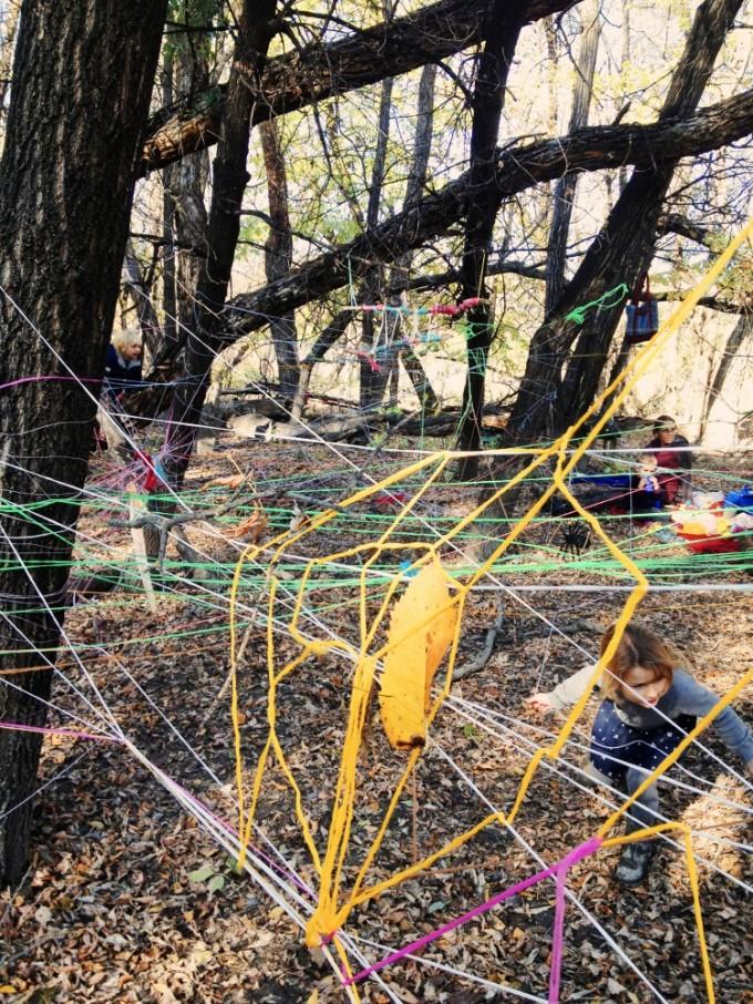 Forest Yarn Blast 7