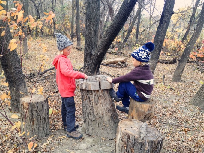 Forest Yarn Blast Clean Up 5