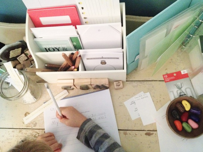 TP letter writing