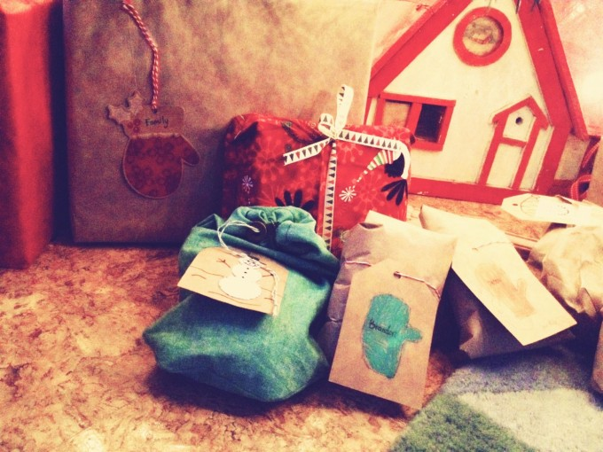 Tiny Peasant Christmas Gifts 2014