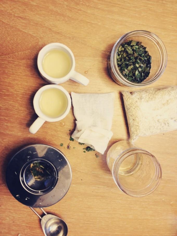 TP cold healing tea