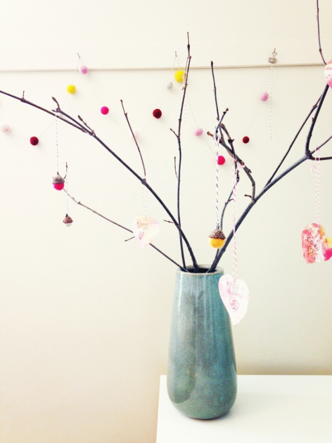 Tiny Peasant Heart Tree 13