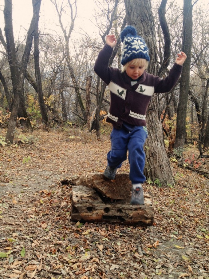 Forest Yarn Blast Clean Up 2