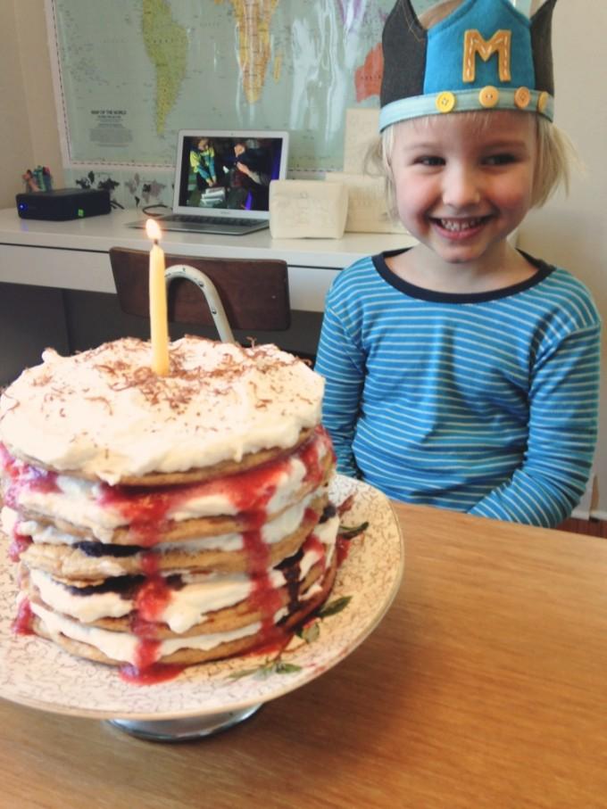 Tiny Peasant pancake cake3