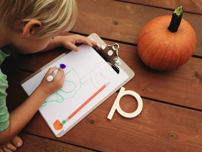 TP pumpkin study