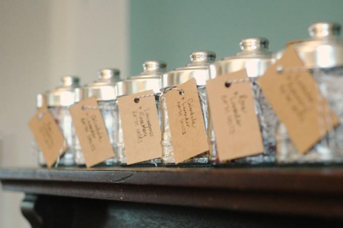 tiny advent bath salts finished