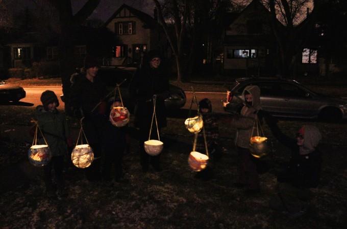 Lanterns Together