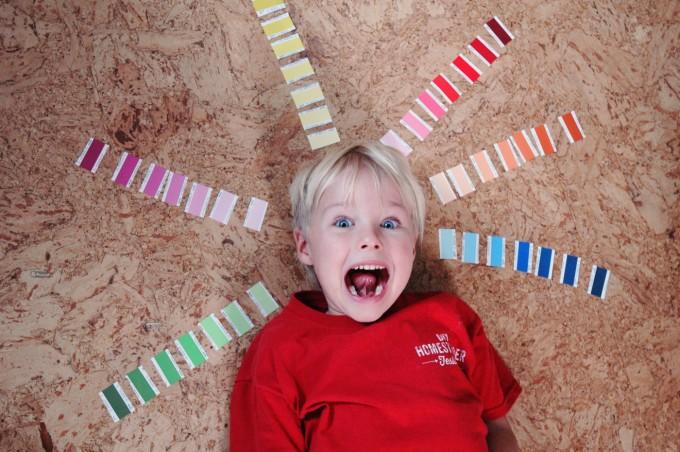TP colour activity