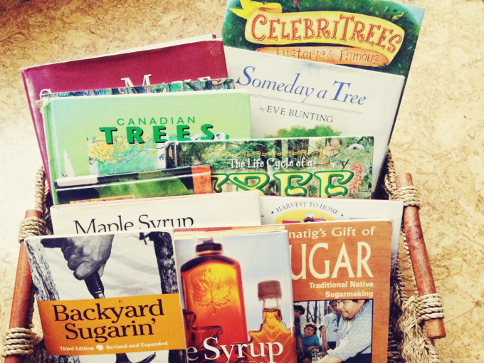 maple syrup book love